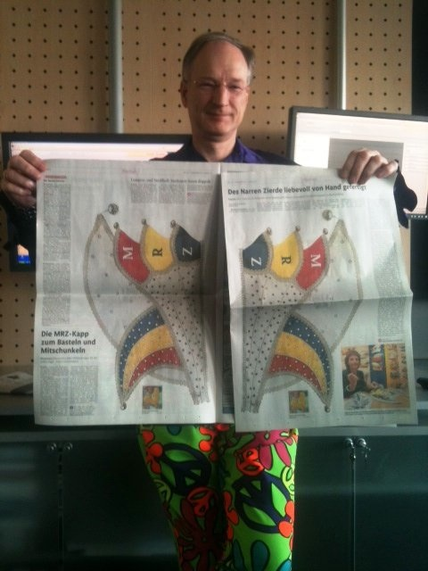 In einem Stall voller Hyänen ist man besser aufgehoben als im Kreis deutscher Zeitungschefredakteure