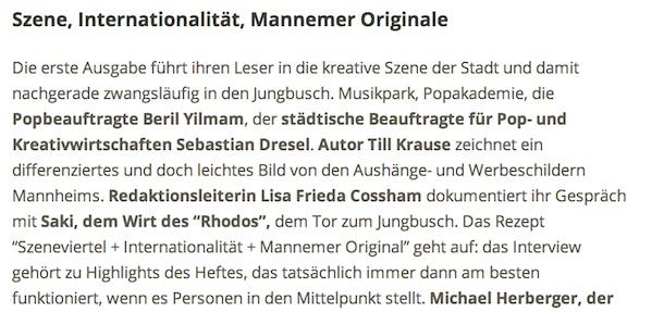mannheim magazin kuehnl